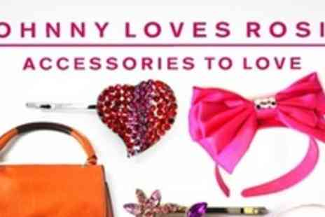 Johnny Loves Rosie - £30 Voucher to Spend on Anything - Save 67%