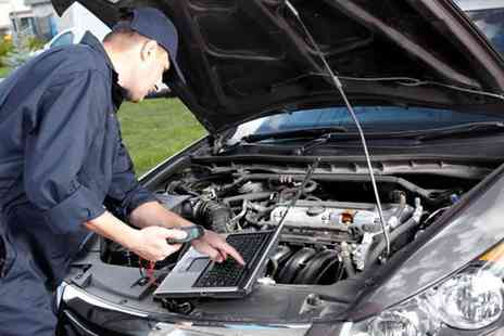 Ultimate Body Shop - Car air conditioning and re gas service - Save 73%