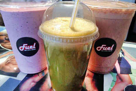 Fuel Station - Three Day Juice Cleanse - Save 51%
