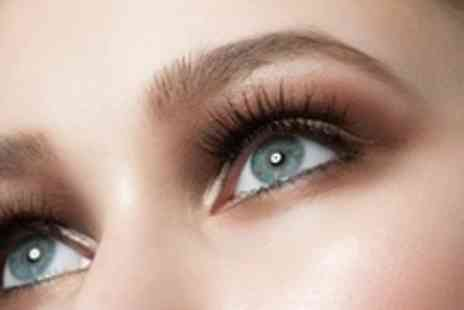 Brow Bar - Brow shape brow & lash tint Plus full individual lash extensions & spray tan - Save 50%