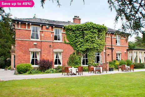 Bartle Hall - Two night stay Romance and Refined Living  in Lancashire - Save 49%