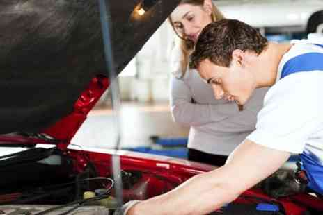 Oakmere Service Centre - Interim Car Service and MOT Test - Save 64%