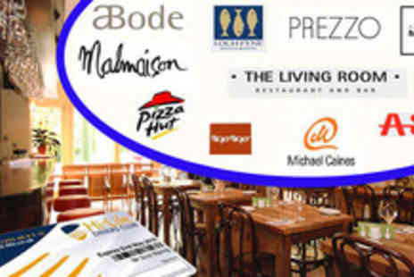 Hi-Life Diners Club - 12 month membership to the Hi Life 2 for 1 Diners Club - Save 60%
