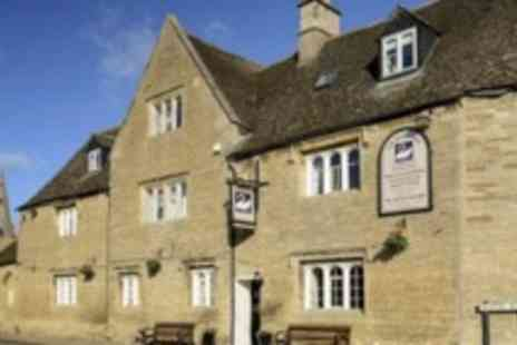 The White Swan - Two night Northamptonshire break for 2 plus breakfast - Save 51%