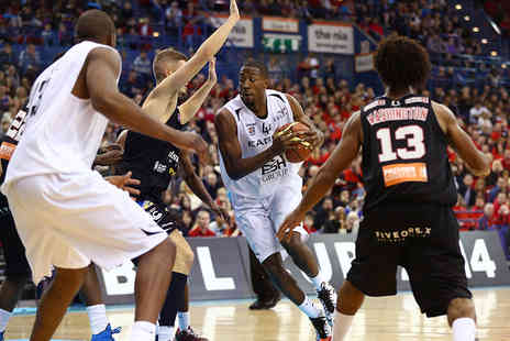 British Basketball League - British Basketball League Cup Final Tickets - Save 12%