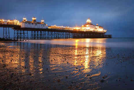 Imperial Hotel - Two Night Eastbourne Hotel Stay for Two - Save 41%