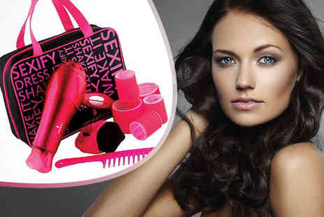 Nifty spoteu - Lee Stafford Big Blow Hair Kit  - Save 64%