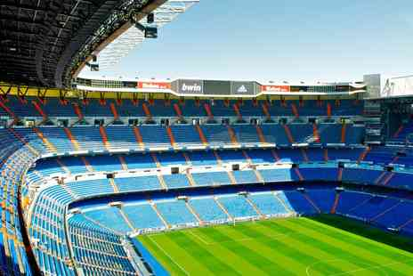The Central Hotel - Ticket to a Real Madrid Champions League group game with stay option - Save 35%