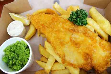 Mr Fry - Fish and Chips  - Save 52%