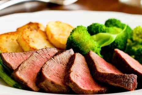 The Corner House - Chateaubriand Meal with Bubbly for two - Save 38%
