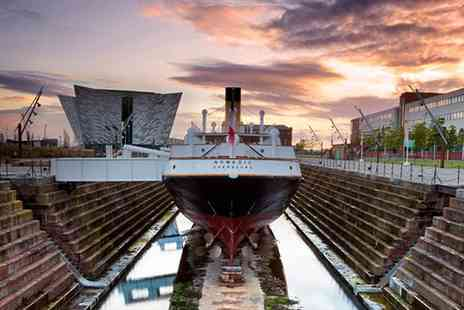Nomadic Belfast -  Entry for one Adult to Nomadic Belfast - Save 55%