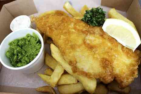 The Barnacle - Fish and Chips Takeaway - Save 56%