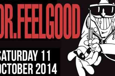 AGMP - One Ticket  to Dr. Feelgood - Save 33%