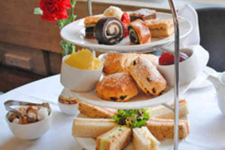 Danubius Hotel Regents Park - Luxury Regent's Park English Afternoon Tea for Two  - Save 68%