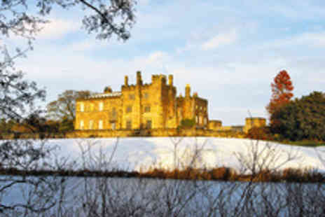 UK Grand Sales - Tickets to The Christmas Fair at Ripley Castle for Two - Save 50%