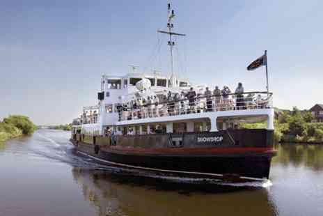 Mersey Ferries - Ticket to Manchester Ship Canal Cruise - Save 53%