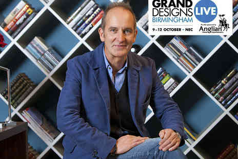 Media 10 - Two Adult Tickets to Grand Designs Live  - Save 50%