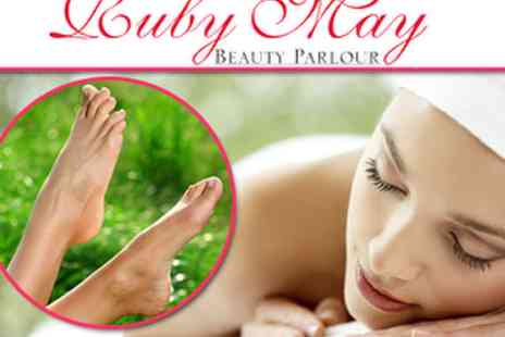 Ruby May Beauty Parlour - £23 Choice of Treatments inc Facial & Massage, Wax, Exfoliation & Tan and Nails - Save 67%