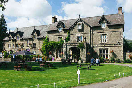 The Old Rectory Hotel - One Night Brecon Beacons Stay for Two with Breakfast Daily - Save 60%