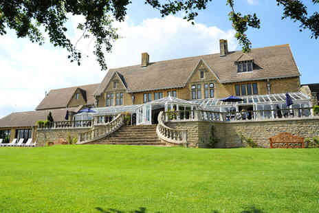 Cricklade House - Break inclusive of a round of golf  - Save 31%