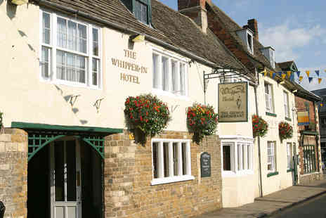 The Whipper Inn - One night stay B&B with afternoon tea  - Save 23%