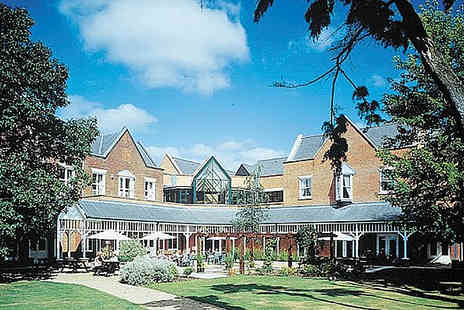 Coulsdon Manorl - Two night stay B&B with one night dinner  - Save 30%