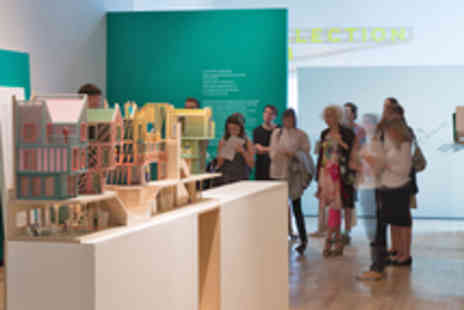 Design Museum - Tickets to the Designers in Residence Exhibition  - Save 43%