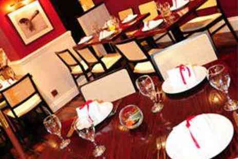 4500 Miles From Dehli - Three Course Set Meal for Two with Cocktails - Save 54%