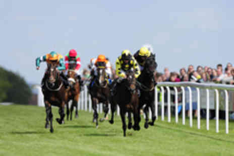 Bath Racecourse - Grandstand Tickets to the Bath Racecourse Season Finale - Save 50%