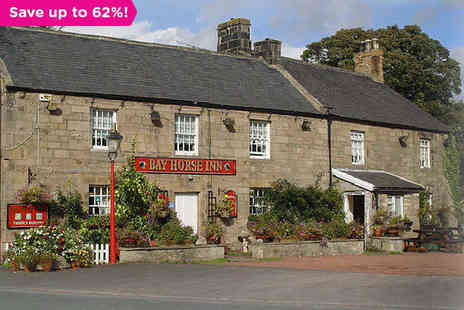 Bay Horse Inn - One night stay in the Country to a Welcoming Inn - Save 62%