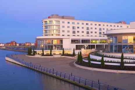 Ramada Plaza Southport - One night Stay For Two With Three Course Meal - Save 52%