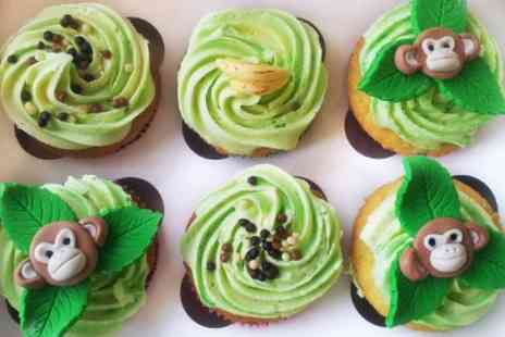 Lahoma Cakes - Two Hour Cupcake Decorating Workshop - Save 56%