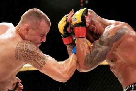 International Sports Investments - Cage Warriors MMA Fight Show - Save 50%
