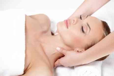 NS Salons Kings Langley Beauty - Facial Plus Neck, Shoulder and Head Massage  - Save 50%