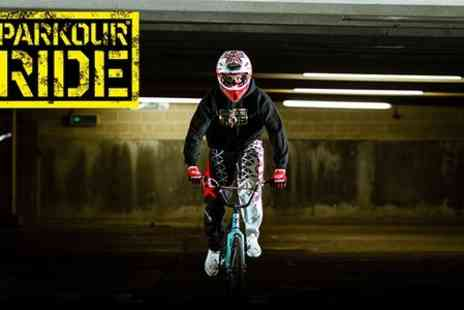 Revolution Series - Parkour Ride Cycling Race Event Ticket - Save 40%
