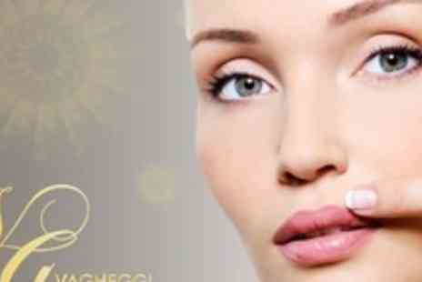Vagheggi Academy - Choice of Top or Bottom Lip Facial Injection Treatment - Save 76%