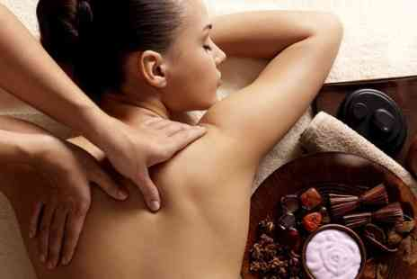 Abis Hair & Beauty Spa - Aveda Massage or Facial  - Save 61%