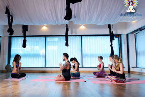 Shakti Studios - Six Sessions of Yoga  - Save 64%