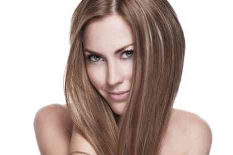 Sante Spa - Cut With Moroccanoil Treatment  - Save 47%