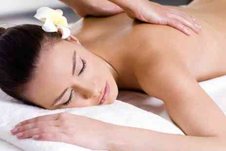Hands on Healing - Choice of Winter Warming Massage - Save 62%