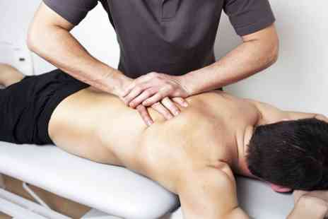Stephen Thornton NMT - Sports Massage Therapy or Kinetic Chain Release Therapy  - Save 50%