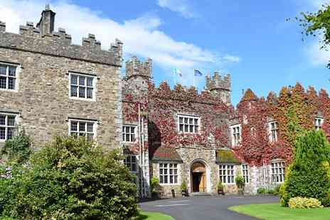 Waterford Castle - Fairy Tale Irish Castle Hotel with Dinner - Save 54%
