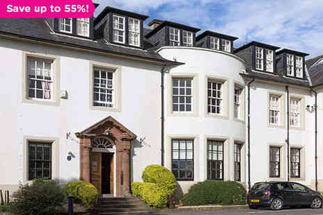 Hetland Hall Hotel - A Georgian Country House in Rugged Dumfries and Galloway - Save 55%