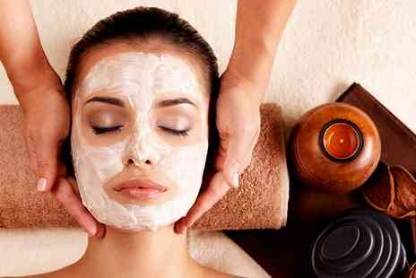 Behind the Scenes - Facial & Massage for one - Save 61%