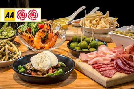 Diciannove - Three course meal for two with Prosecco and a cocktail each - Save 63%