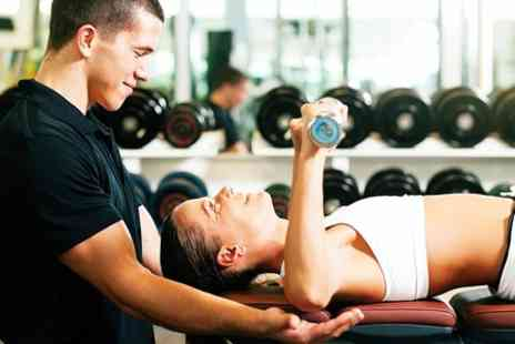 Spirit Health Club - Personal Training Sessions and Access to Facilities - Save 89%
