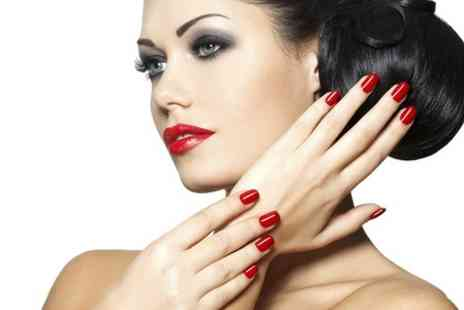 Gloss Nail Salon - Manicure  Pedicure or Both  - Save 53%