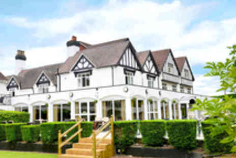 Buckatree Hall Hotel - Two Night Shropshire Break with Three Course Dinner, Wine and Chocolates - Save 52%
