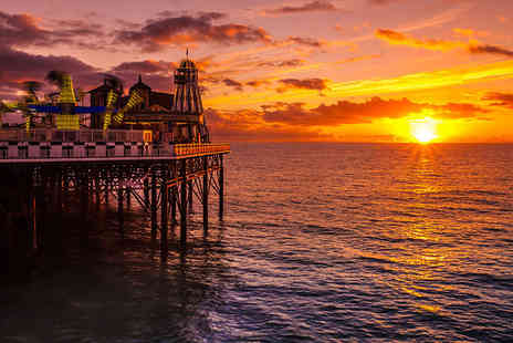 Hotel Umi Brighton - One night seaside break for two with breakfast - Save 51%