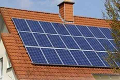Gre Energy - Solar Panels and Indoor Monitor Installation - Save 61%